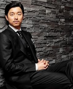 Gong Yoo- so stylish