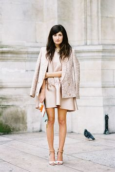 Paris Fashion Week AW 2014....Valentina