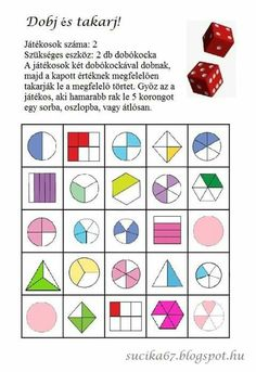Math Games, Maths, Special Education, Activities, Learning, School, Positano, Dice