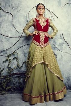 Lehenga for your special night -www.cooliyo.com