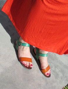 @Target Sandals #TargetStyle