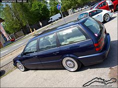 Blue VW Passat Estate | Flickr - Photo Sharing! Vw Passat, Classic Golf, Audi A6 Avant, Station Wagon, Cars And Motorcycles, Muscle Cars, Cool Cars, Volkswagen, Vehicles