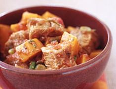 Cuban-Style Pork and Sweet Potato Slow Cooker Stew | Recipes | Weight Watchers