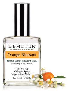 Orange Blossom - Demeter® Fragrance Library