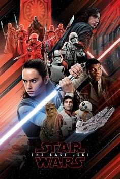 Star Wars XVIII - The Last Jedi