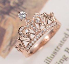 Resultado de imagen para anillos para 15 años con diamantes