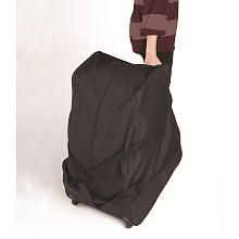 The BabiesRUs Car Seat Travel Bag FeaturesWheeled BagHelps Keep Clean And ProtectedFits Most SeatsDetachable Shoulder