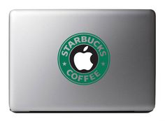 Starbucks MacBook Decal Apple Mac Book iPad by MacBookDecalZone, $9.99