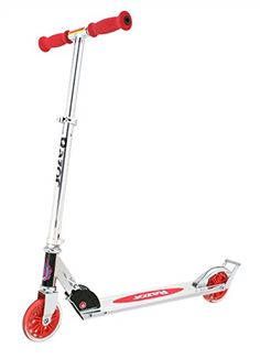 Razor Scooter A125 Folding kick red * Check this awesome product by going to the link at the image.