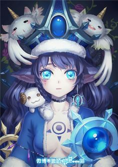 Lulu - League of Legends