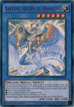 Carta da Semana #133: Saffira, Queen of Dragons