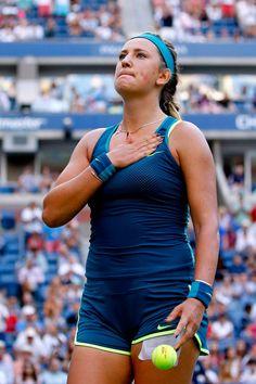 Victoria Azarenka Photos - 2015 U.S. Open - Day 6 - Zimbio