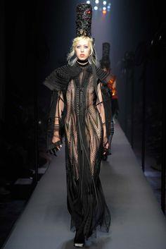 Jean Paul Gaultier Couture Fall 2015 - Bộ sưu tập - Thư viện - Style.com