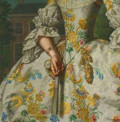 Mattheus Verheyden (1700–1776) Charlotte Beatrix Strick van Linschoten