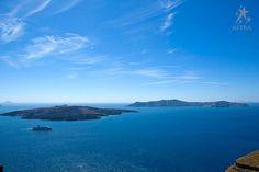 Views that take your breath away..! Astra Suites, Santorini, Greece