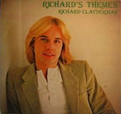 Richard Clayderman - Richard's Themes (Vinyl, LP, Album) at Discogs