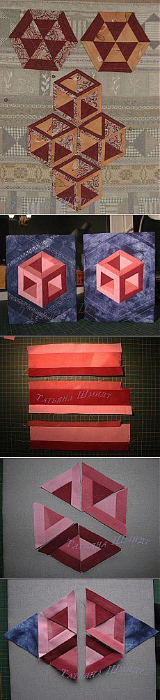 Costruire un cubo da Tatyana Schmidt.