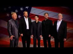 Gaither Vocal Band sings The National Anthem - YouTube