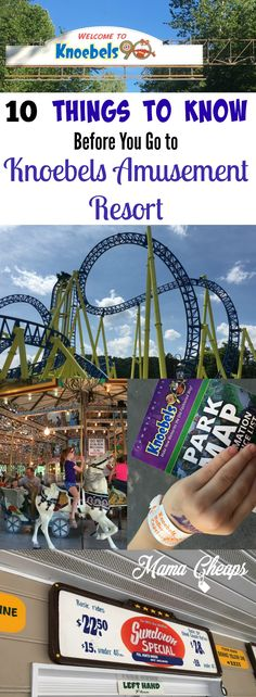 Heading to Knoebels for the very first time? We have some great tips for Knoebels visitors - helpful things to know before you go! Abandoned Cities, Abandoned Amusement Parks, Abandoned Mansions, Summer Travel, Summer Fun, Knoebels Amusement Park, Thing 1, Summer Bucket Lists, Family Travel
