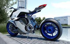 Motorcycle News, Motorcycle Design, Bike Design, Motorcycle Types, Concept Motorcycles, Cool Motorcycles, Concept Bmw, Motos Bmw, Bmw Motorbikes