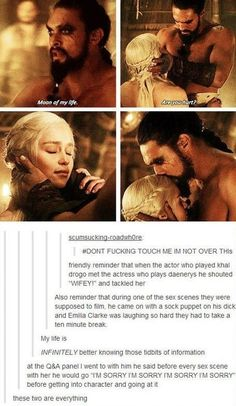 Tidbits Of Info From Game Of Thrones…