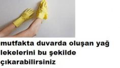 DUVARDAKİ YAĞ LEKESİ NASIL ÇIKARILIR? Remove Oil Stains, Green Cleaning, Natural Cleaning Products, Good To Know, Living Room Designs, Home Accessories, How To Remove, Banana, Fruit