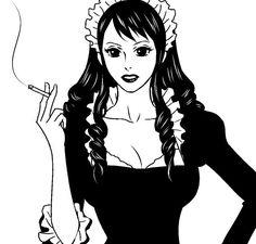 One Piece, Donquixote family, Baby 5