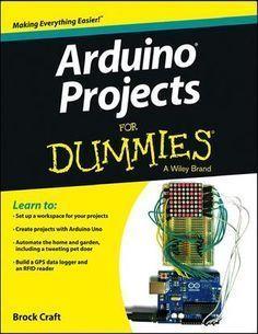 Este curioso libro nos va mostrando de un modo fácil y ameno cómo realizar hasta 30 proyectos de electrónica y robótica utilizando como base el microcontrolador Arduino.