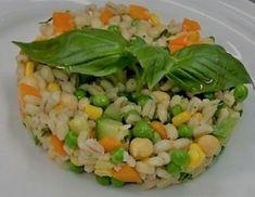 Jačmenné krúpy so zeleninou - krupoto, Zdravé recepty, recept | Naničmama.sk Grains, Rice, Vegan, Diet, Vegans, Seeds, Laughter, Jim Rice, Korn