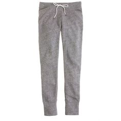 J.Crew Skinny fleece pant and other apparel, accessories and trends. Browse and shop 21 related looks.