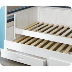 R92 dormitorio juvenil compacto castelldefels facil - Que es una cama nido ...