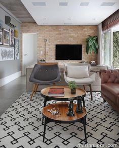 Foto para Estudio AE Arquitetura @estudio_ae • Apartamento em SP | Mesa de centro e tapete @loeilmoveiseobjetos