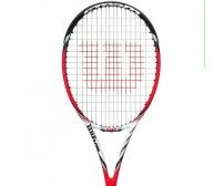 Order the Wilson Steam Tennis Racquet at Tennis Express today! Using groundbreaking new Spin Effect technology, this frame offers exceptional spin in a solid, control-focused frame. Atp Tennis, Tennis Gear, Sport Tennis, Wilson Tennis Racquets, Best Tennis Racquet, Online Sports Store, Tennis Grips, Tennis Warehouse, Tennis Equipment