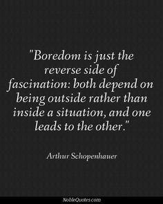 Arthur Schopenhauer Quotes   http://noblequotes.com/