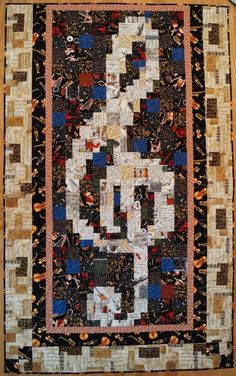 Music Theme Quilt Fabric | Carol Ormand's Quilt Gallery