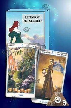 Le tarot des secrets (scarabeo) Scarabeo http://www.amazon.fr/dp/8883955498/ref=cm_sw_r_pi_dp_vuRbwb04Q8Q82