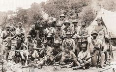 Armed Conflict, Free State, Defence Force, British Colonial, Modern Warfare, British Army, African History, Old Pictures, South Africa