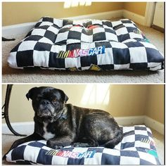DIY dog bed----\u003e Cut comforter in half sew like a pillow case stuff other half inside. Easy and inexpensive if you already have the comforte\u2026 | Pinteres\u2026 & DIY dog bed----\u003e Cut comforter in half sew like a pillow case ... pillowsntoast.com