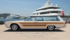 1964 Lincoln Continental Grand Touring Edition