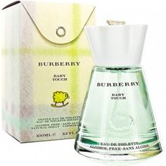 16f686e2e8dc3 BURBERRY BABY TOUCH SIN ALCOHOL 100ML VAPO.