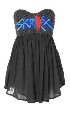 Skrillex Dress