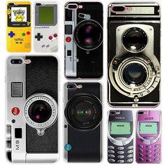 Retro Camera Game Ultra Thin TPU Gel Phone Cover Case For Iphone 6 6S 7 8 PLUS 5 #UnbrandedGeneric