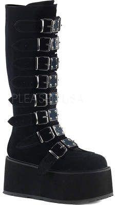 a43e5cc9 26 Top Costumes images | Platform boots, Festival fashion, Goth shoes