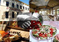 Genießen Sie feinste Italienische Küche in Berlin Gatow! Frisch zubereitete Gaumenfreuden der besonderen Art!