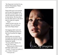 This plot twist. Ahh makes me wanna cry. That's the real Peeta. Hunger Games Memes, Hunger Games Plot, Divergent Hunger Games, Hunger Games Catching Fire, Hunger Games Trilogy, Divergent Plot Twist, Katniss And Peeta, Katniss Everdeen, Tribute Von Panem