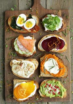 Breakfast/Appetizers Done Right! Avocado Toast Recipe and Different Gourmet To… Breakfast/Appetizers Done Right! Avocado Toast Recipe and Different Gourmet Toast Recipes! Breakfast Appetizers, Gourmet Breakfast, Breakfast Toast, Breakfast Recipes, Gourmet Appetizers, Gourmet Sandwiches, Avocado Breakfast, Mexican Breakfast, Breakfast Sandwiches