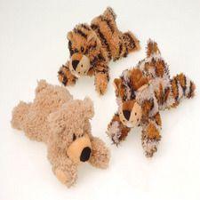 Furry Wild Animals