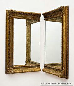 Michelangelo Pistoletto - Divisione E Moltiplicazione Dello Specchio - 1975/1979