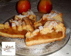 Mézes, fahéjas almatorta, ez valami elképesztően finom! - Egyszerű Gyors Receptek Winter Food, Apple Pie, Waffles, French Toast, Muffin, Menu, Yummy Food, Healthy Recipes, Snacks