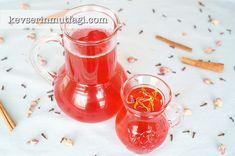 Susatmayan Ramazan Şerbeti Tarifi - Malzemeler : 500 gr kırmızı erik, 250 gr vişne, 2 su bardağı şeker, 1 kabuk tarçın, 4-5 adet karanfil, 1 silmeçay kaşığı yenibahar, 1 silme çay kaşığı zencefil, 10-15 kakule tohumu (kapsülün içinden çıkan miniklerden), 4 lt su.